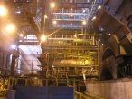 the part of blast furnace