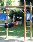 Work with sport-rehabilitation training equipment– Fingerer